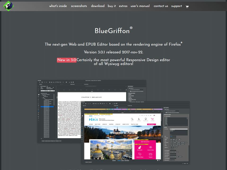 Blue Griffon
